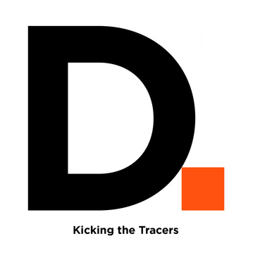 Kicking the Tracers by D.Rogers